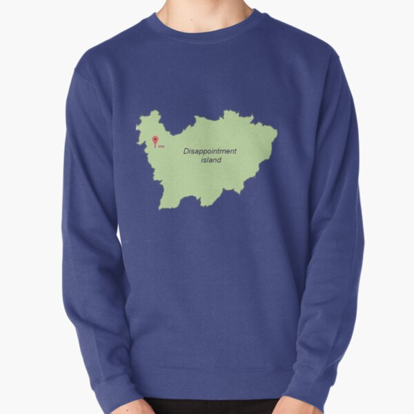 disappointment island Pullover Sweatshirt