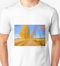 October Countryside Unisex T-Shirt