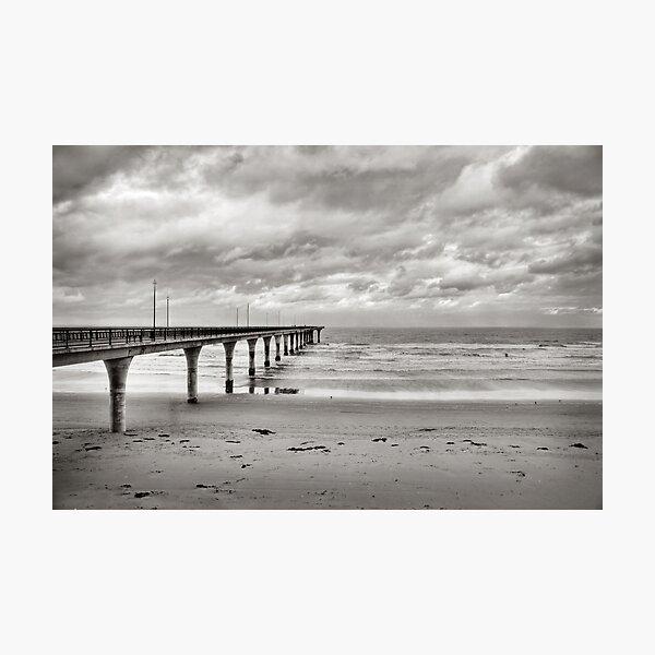 New Brighton Pier Photographic Print