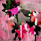 """Candy Stripes and loads of pink by Belinda """"BillyLee"""" NYE (Printmaker)"""