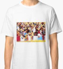 Post Goal Impressionism Classic T-Shirt