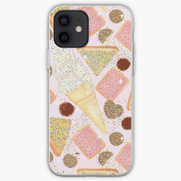 I Love You 100s and 1000s - Pink iPhone Soft Case