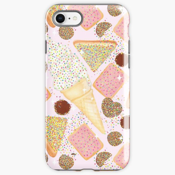 I Love You 100s and 1000s - Pink iPhone Tough Case