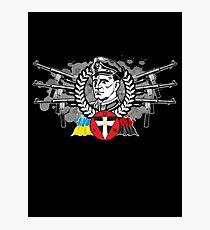 Ukrainian Insurgent Army (Roman Shukhevych) Photographic Print