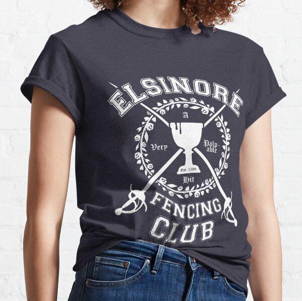 Elsinore Fencing Club - Hamlet Classic T-Shirt