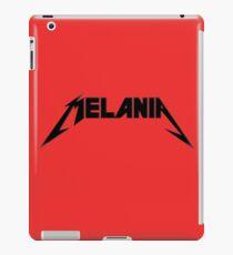 Melania,  Heavy metal iPad Case/Skin