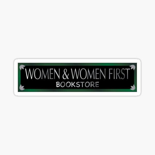 Women First Sticker