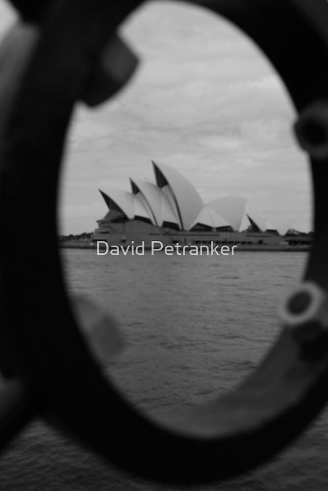 Eye spy with my little eye an Opera House by David Petranker