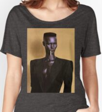 Grace Jones Women's Relaxed Fit T-Shirt