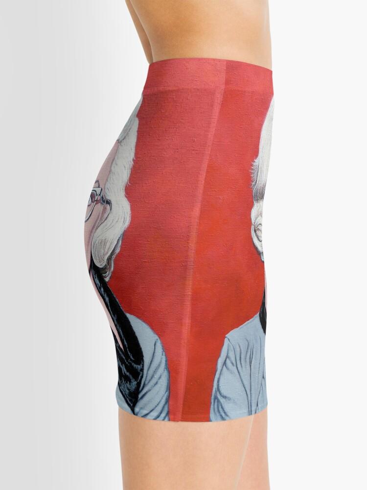 Alternate view of OMG Mini Skirt