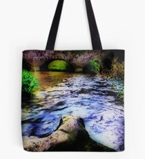 The Piddle in Puddletown. Tote Bag