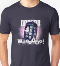 Doctor WooOOoo Cute Ghost T-Shirt