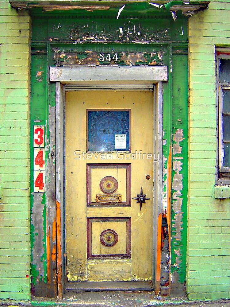 Door #344 by Steven Godfrey