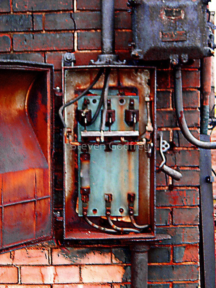 Fuse Box by Steven Godfrey