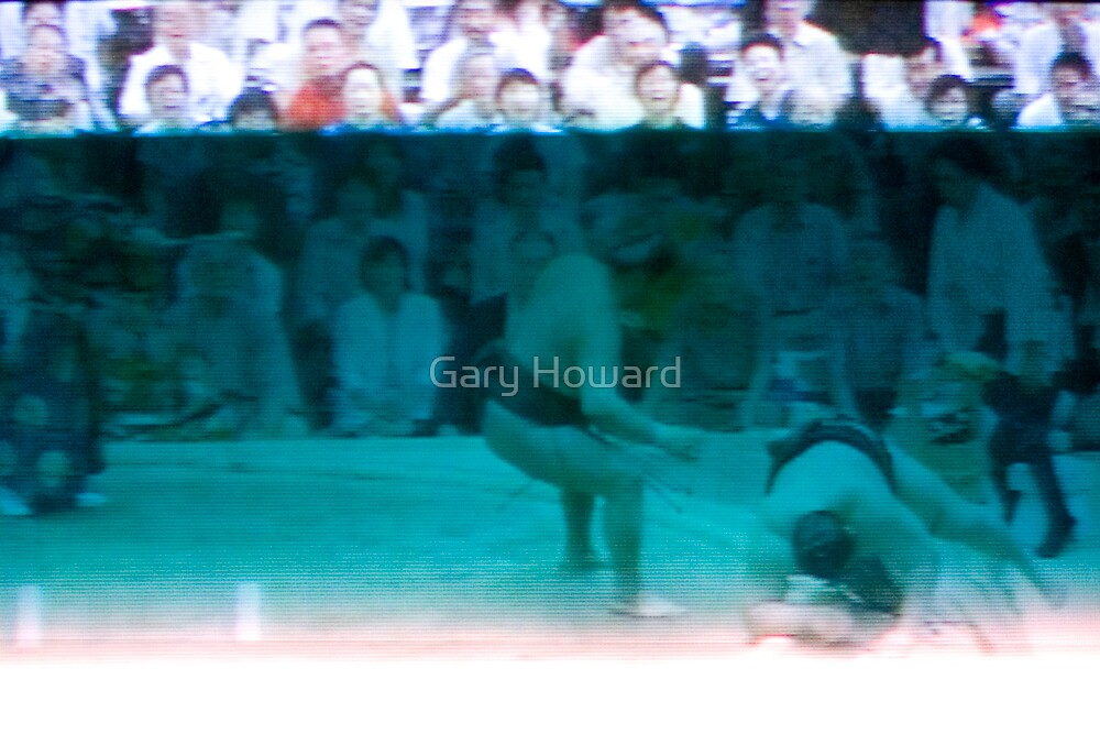Japanese TV by Gary Howard