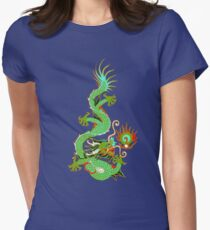 Asian Art Chinese Dragon T-Shirt