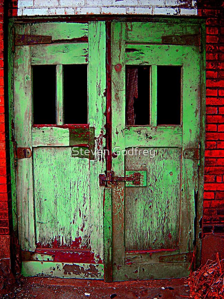 Mill Doors by Steven Godfrey