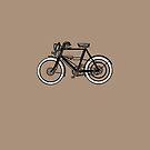 Royal Infield vintage motorcycle by Boxzero