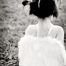 angels are the bright lights in the midst of our lives.  by Natalia Campbell