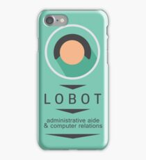 Lobot - Star Wars iPhone Case/Skin
