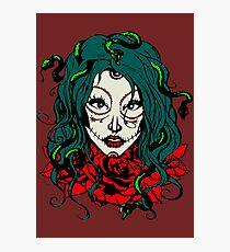 Living Dead Girl - Medusa Photographic Print