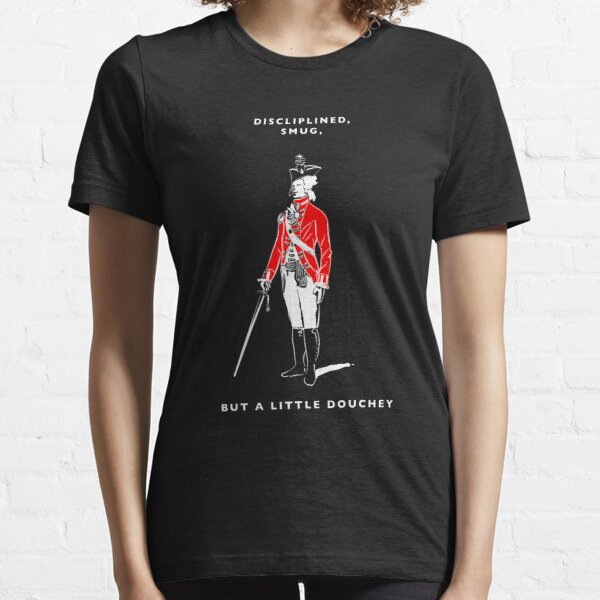 An Officer And A Gentleman - White  Essential T-Shirt