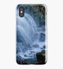 Casper Wy Waterfall 10A iPhone Case/Skin