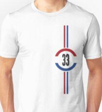 Max Verstappen #33 Unisex T-Shirt