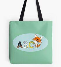 A B C  Tote Bag