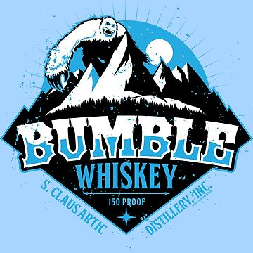 S. Claus Distillery - Bumble Whiskey by PistolPete315