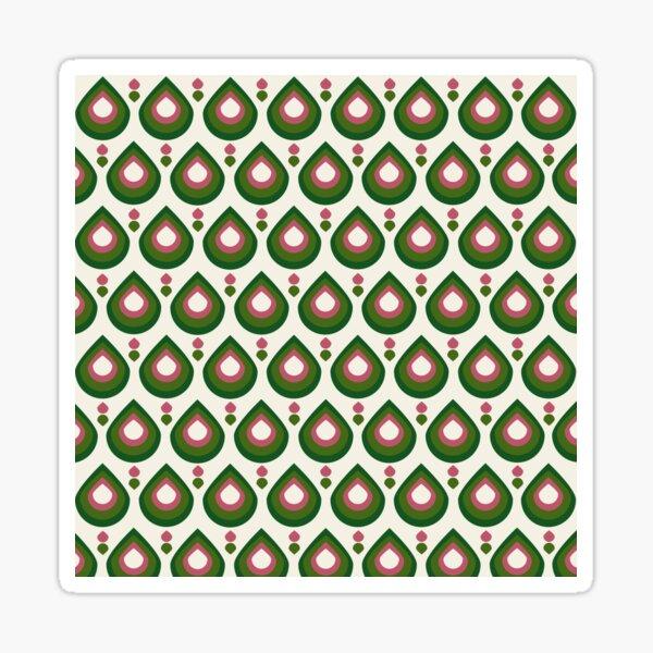Drops Retro Confete  Sticker