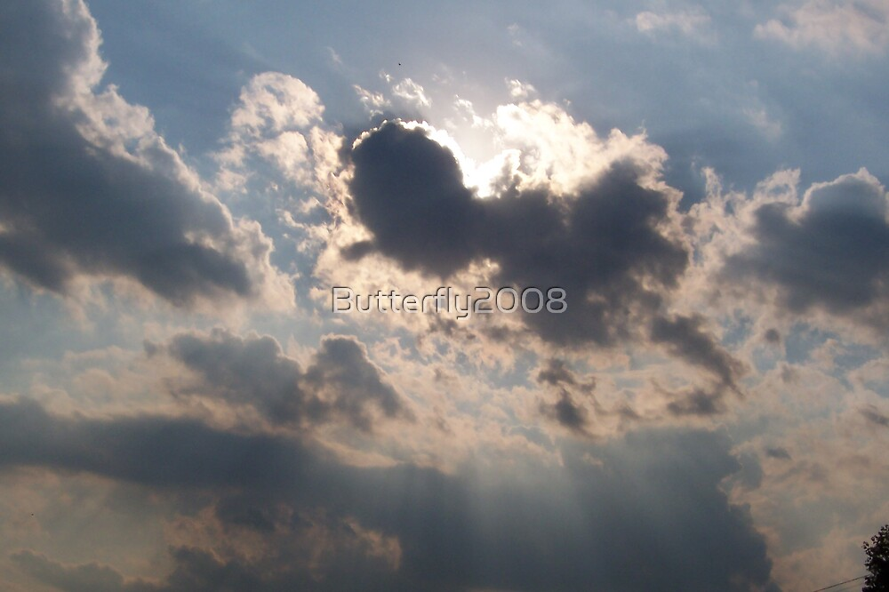 Glory Shines on the unborn by Butterfly2008