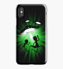 Run morty .. barpppp !! variant 4 iPhone Case/Skin