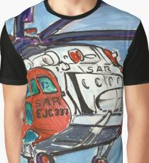 Search and Rescue Graphic T-Shirt