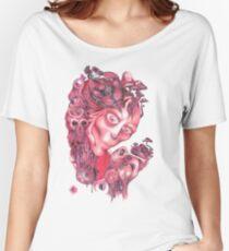 Mushroom Man Women's Relaxed Fit T-Shirt