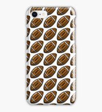 rugby ball iPhone Case/Skin