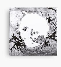 Radiohead - A Moon Shaped Pool Canvas Print