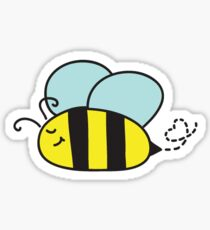 Bumble Bee Love Sticker