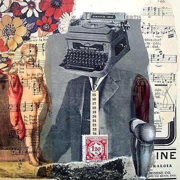 MÚSICA PARA MÁQUINAS DE ESCRIBIR (type writing machine music) by SANCHEZISDEAD