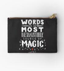 JK Rowling Magic Quote Studio Pouch