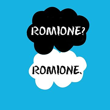 Romione - TFIOS by downeymore
