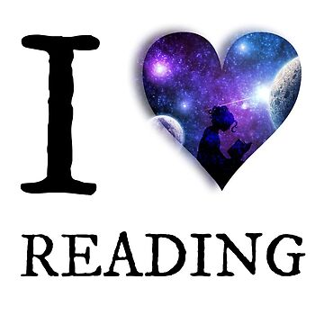 I Heart Reading Books by Troxbled