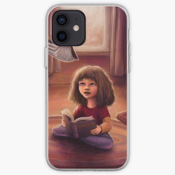 Little Bookworm iPhone Soft Case