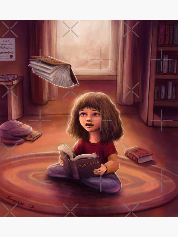Little Bookworm by svenja