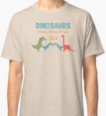 Dino Fact Classic T-Shirt