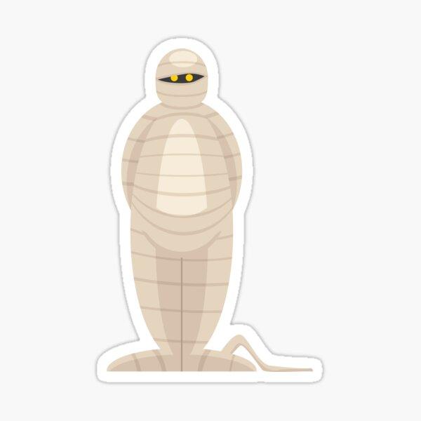 A Mummy Sticker