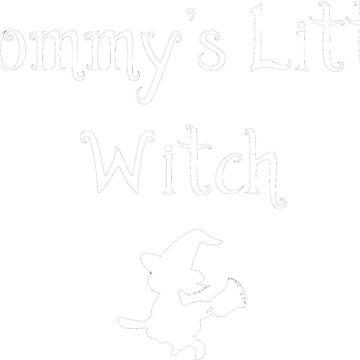 Mommy's Little Witch by princessbedelia