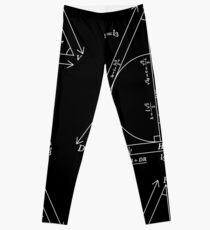 Mathly Hallows (Clean Version) Leggings