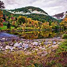 Housatonic River Connecticut by TJ Baccari Photography