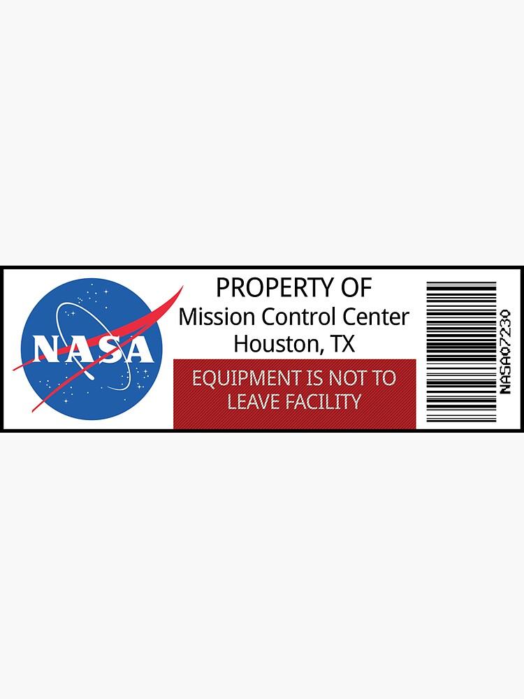NASA Property by kuroderuta
